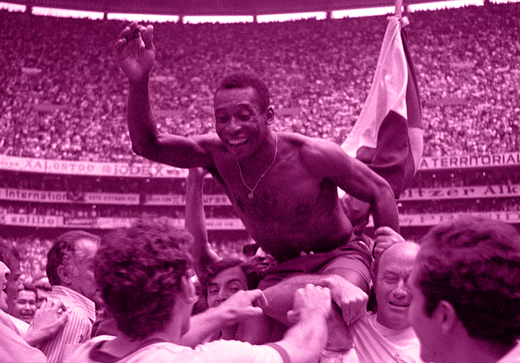 'That Was Sheer, Delightful Football': How Brazil Cemented Football's Place as the World's Most Popular Sport
