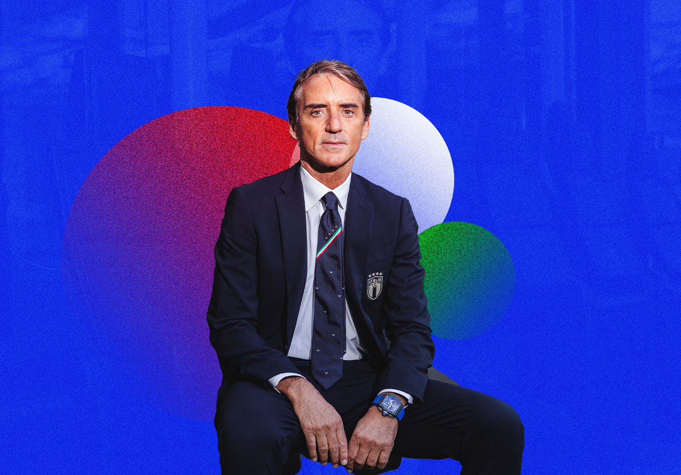 How Roberto Mancini Dragged Italy out of the Darkness