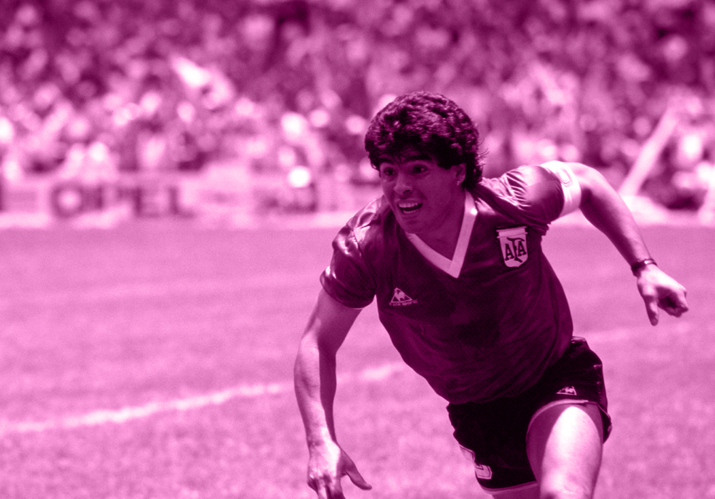 Remembering Diego Maradona