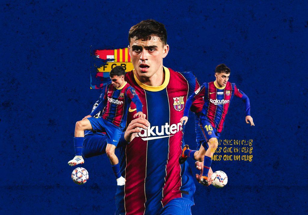 Pedri: The New Maestro at Barcelona