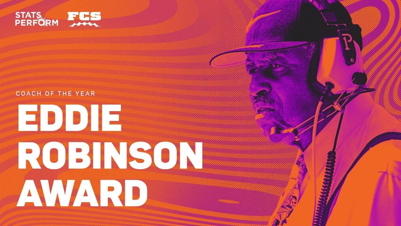 16 Finalists Announced for 34th FCS Eddie Robinson Award