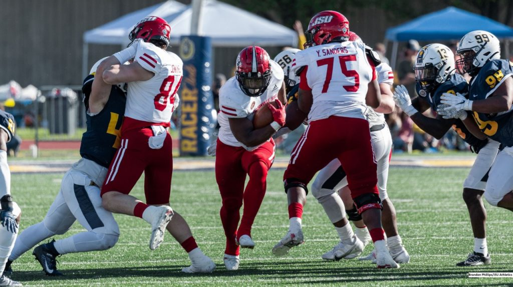 Jacksonville State Impressing in Stats Perform FCS Top 25 Rankings
