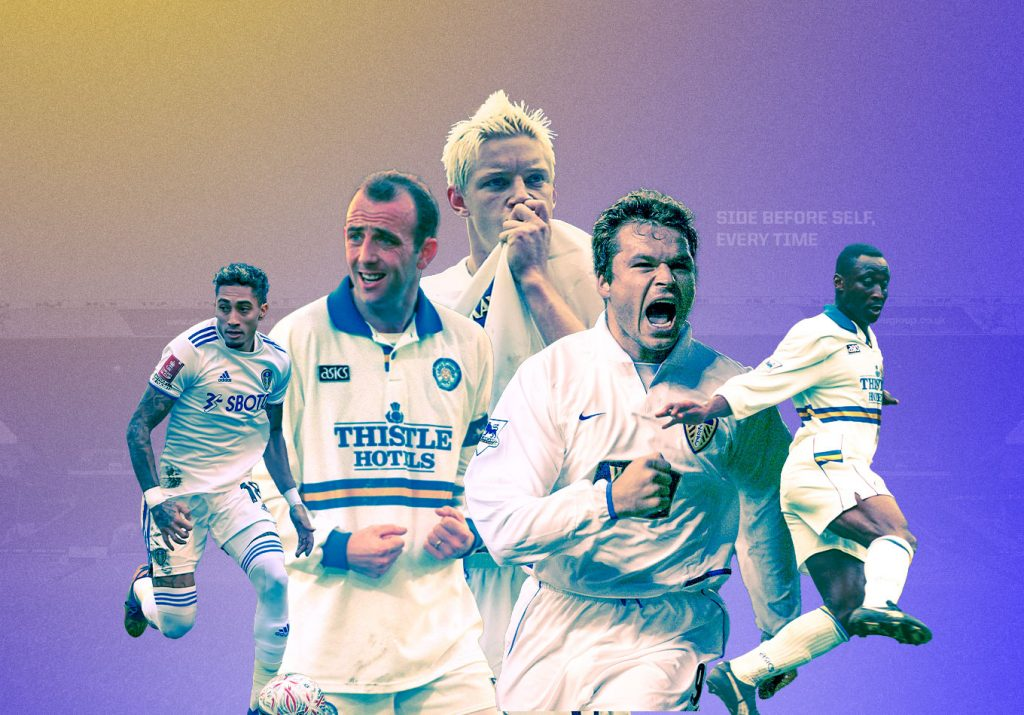 Marching on Together: Leeds United's 500