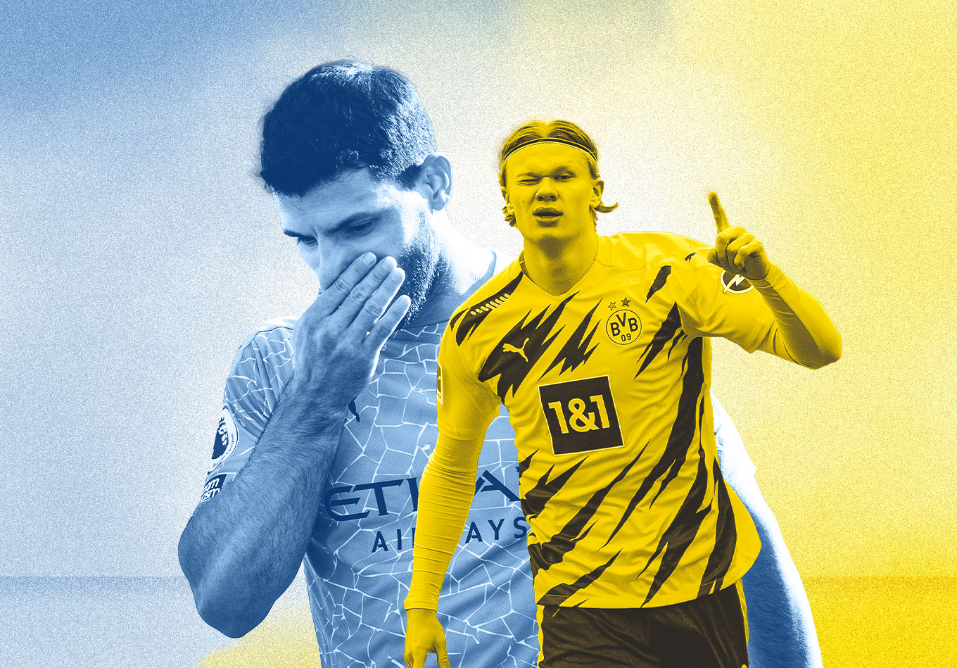 Guardiola's Next No. 9? Haaland Set to Audition for Football's Toughest Gig