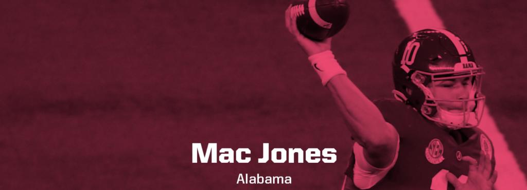 Mac Jones header