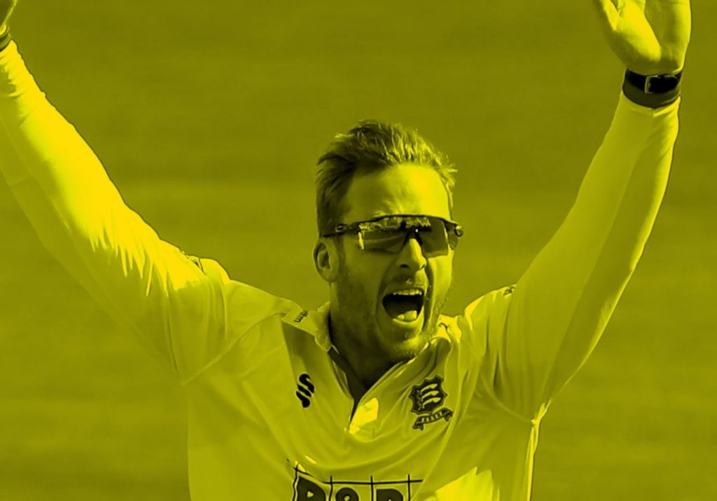 Simon Harmer: A Data Dive into the County Championship's King of Spin