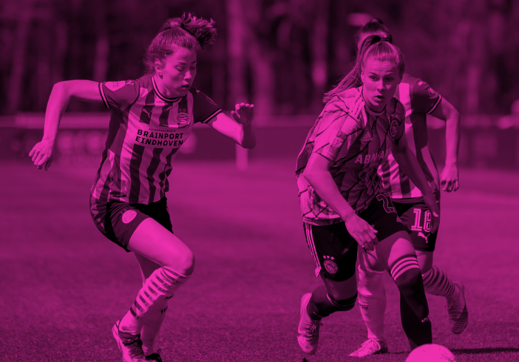 All to Play For: The Vrouwen Eredivisie Race