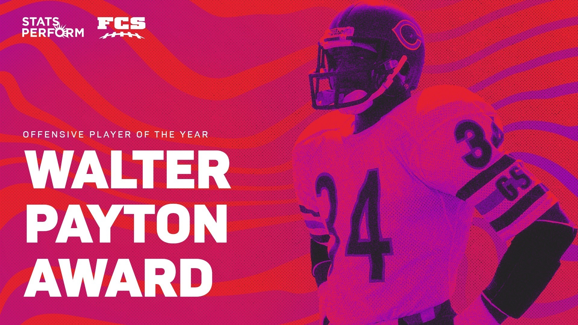 16 Finalists Announced for 34th FCS Walter Payton Award