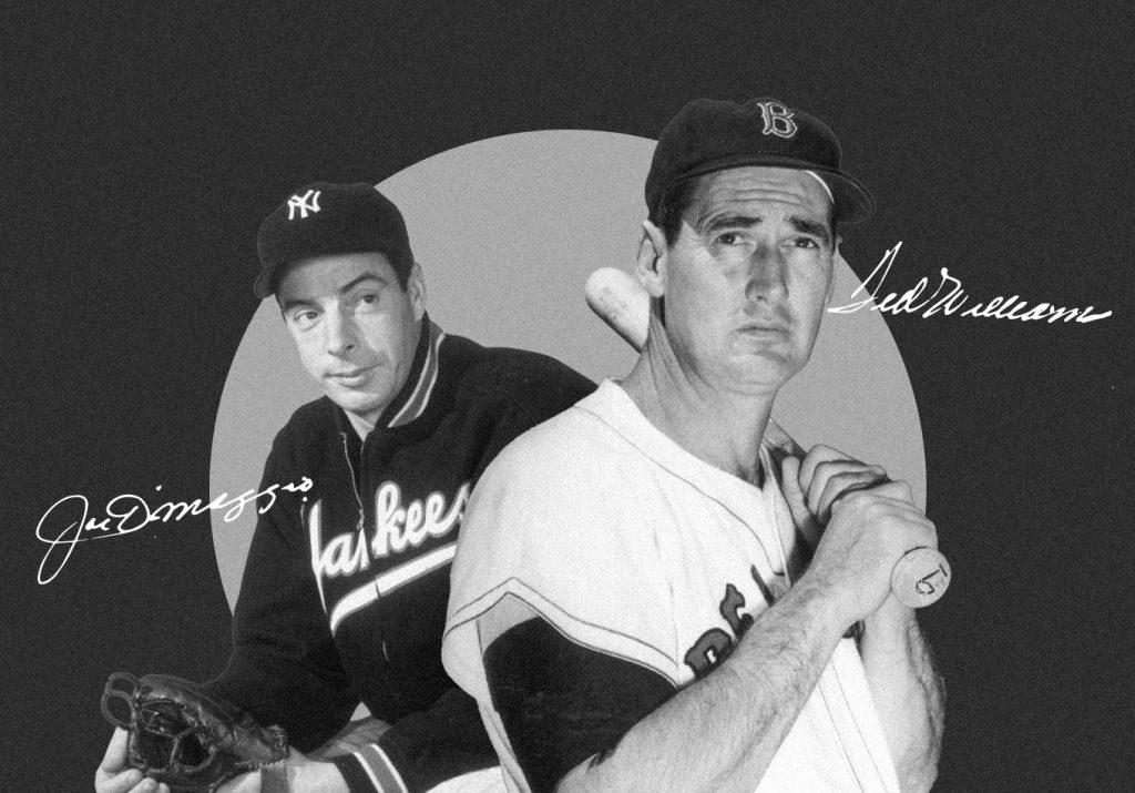 Joltin' Joe, the Kid and the Greatest Pursuit of Baseball Immortality