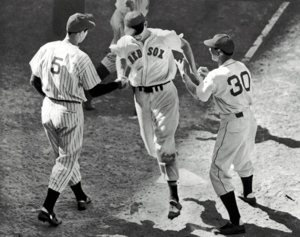 Ted Williams' All-Star Game home run