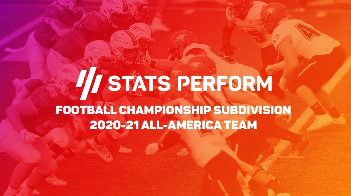 Widespread Talent Fills Stats Perform FCS All-America Team