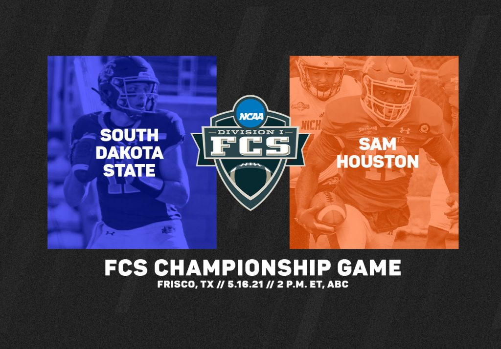 FCS Championship Game Preview: South Dakota State vs. Sam Houston