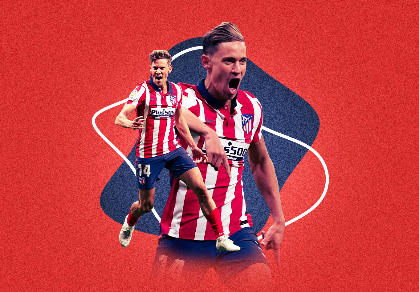 The Overperformers: How Marcos Llorente Embodies Atlético Madrid's La Liga Title Chase