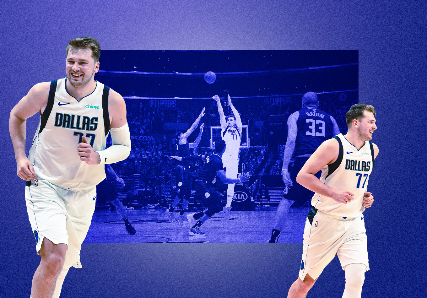 Luka Magic: How Doncic Is Making the Clippers Disappear