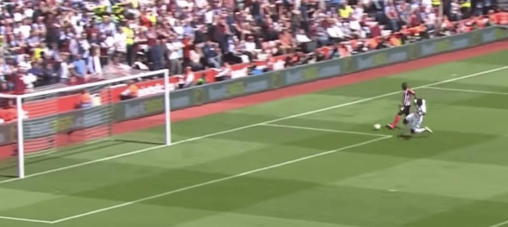 Sadio Mane for Southampton