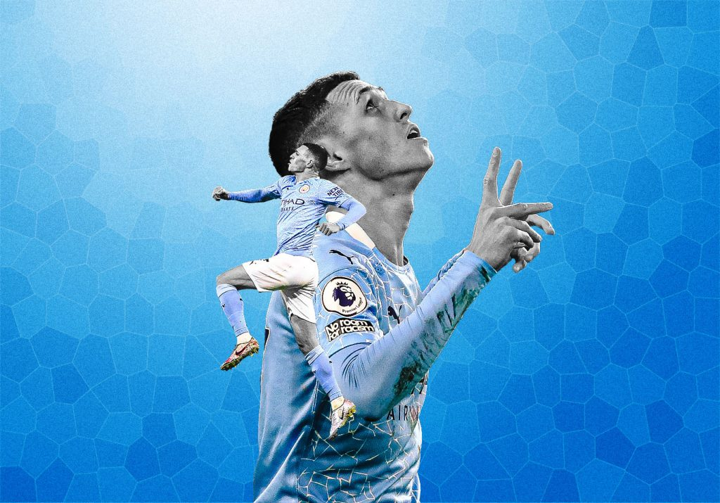 Phil Foden at 21: The Numbers Behind the Man City Star's Rapid Rise