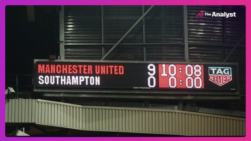Premier League Season Review - February - Man Utd 9-0
