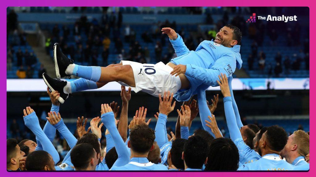 Premier League Season Review - May - Aguero leaves on a high