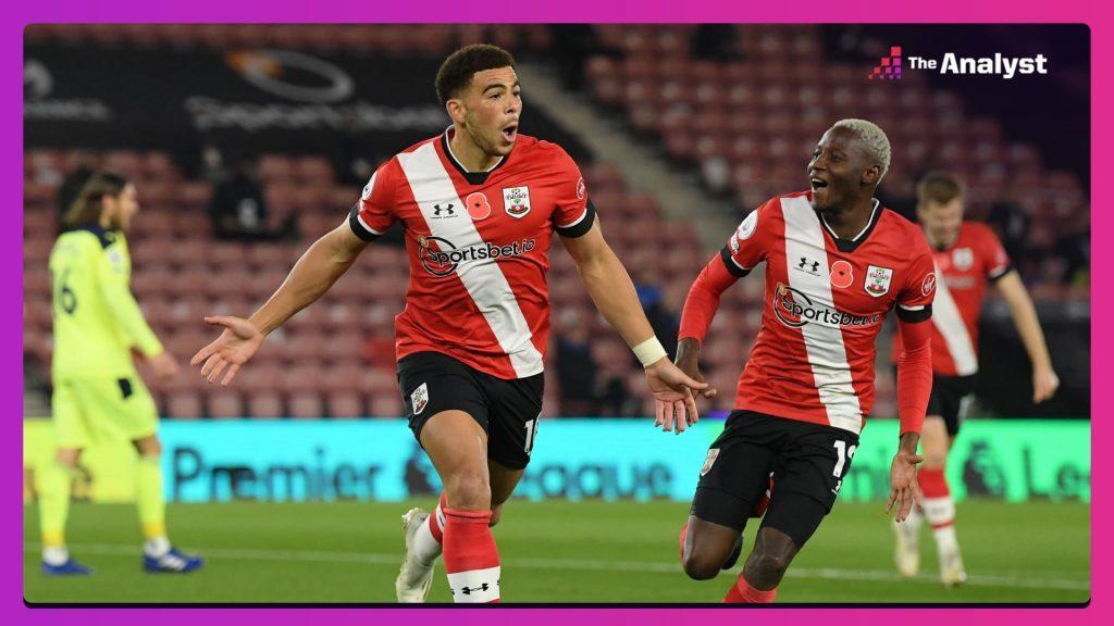octobPremier League Season Review - November - Southampton go toper