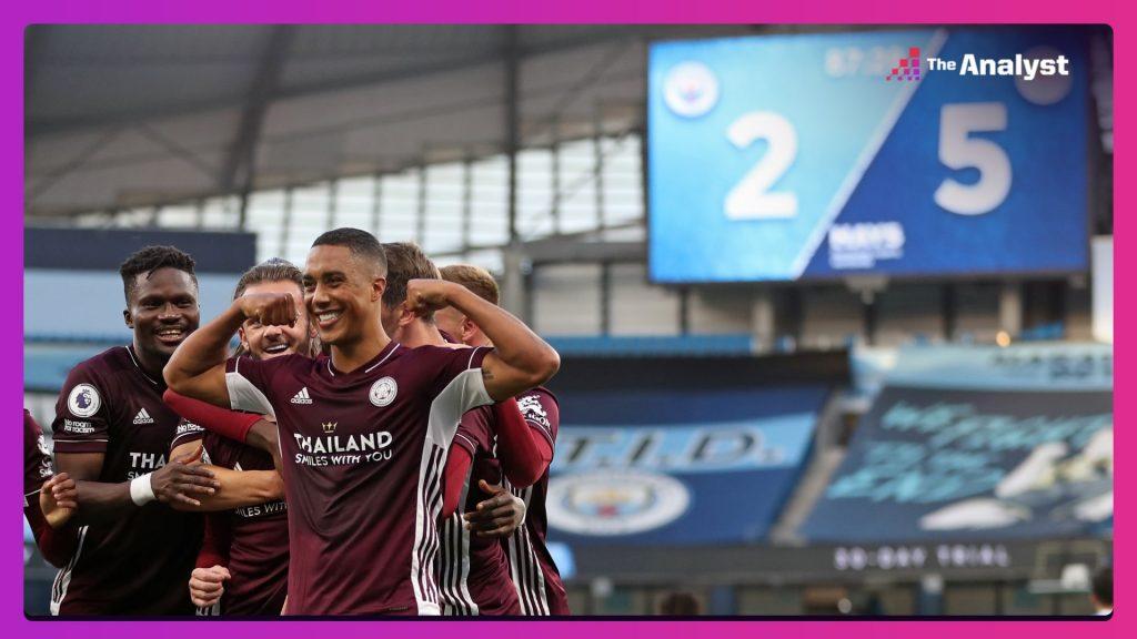 Premier League Season Review - Sept- Leicester v Man City