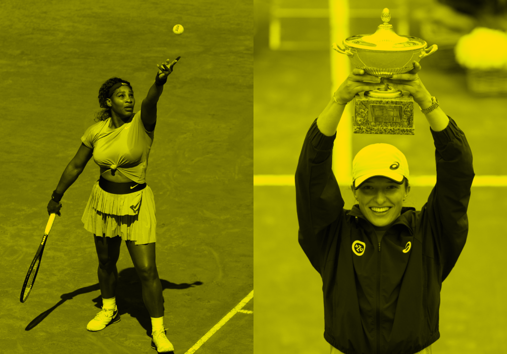 Will Świątek Repeat? Can Serena Break Her Drought? Profiling the Top Women's Contenders at Roland Garros