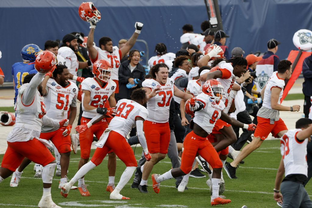 FCS Championship Game Review: 10 Numbers That Define Sam Houston's Title Win