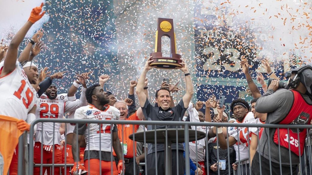 AQ7 in 2021: Two FCS Conferences Better as One