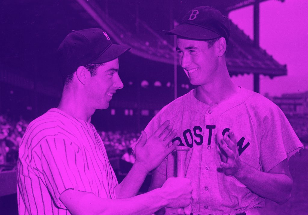 Joltin Joe and the Kid: The Story of 1941