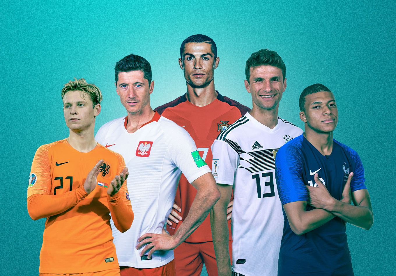 20 for Euro 2020: Players to Watch