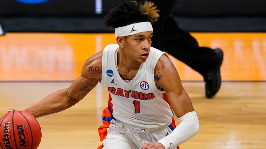 Tre Mann NBA draft profile
