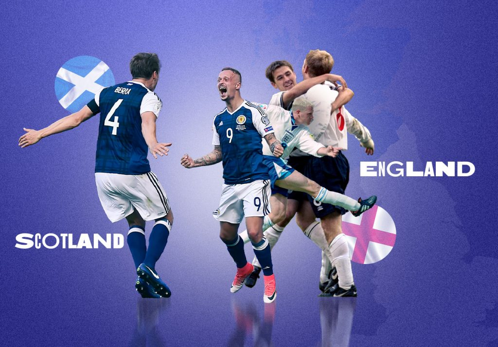 For 80 Years, Scotland Were Better Than England