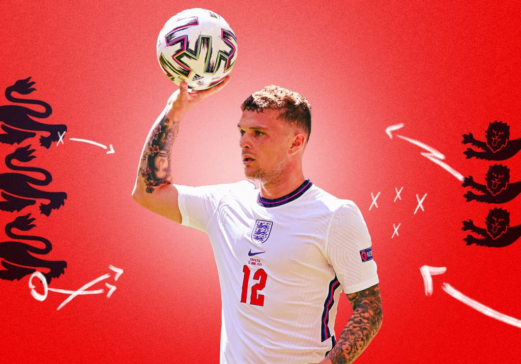 How England Weaponised the Humble Throw-In Against Croatia