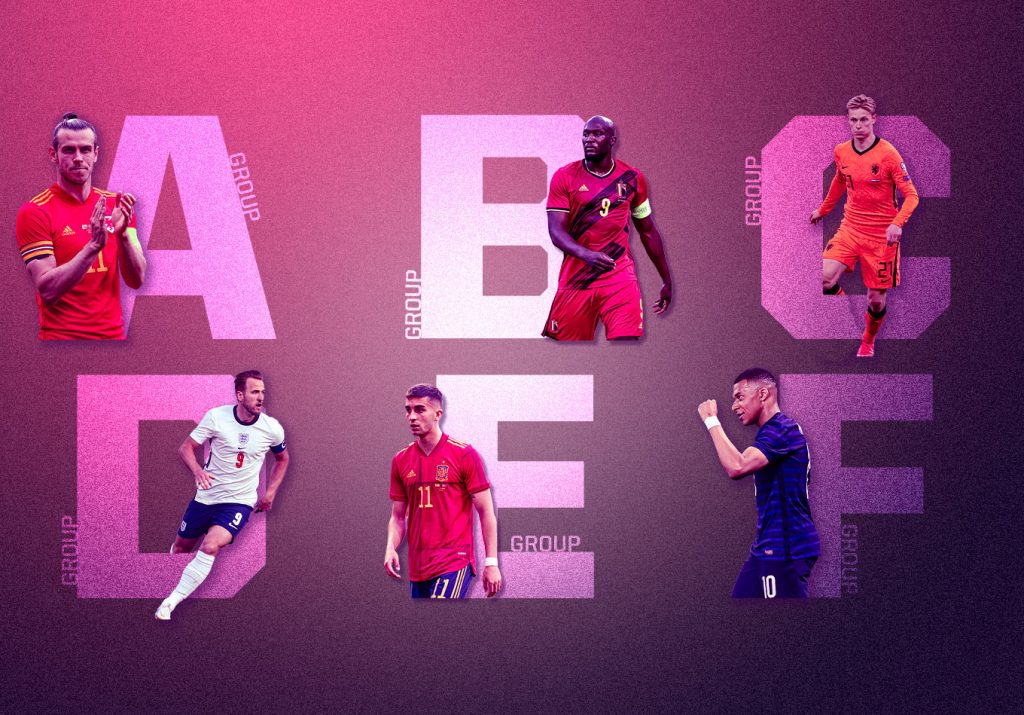 Goals, Cards, Headers: A Group-by-Group Euro 2020 Theme Party