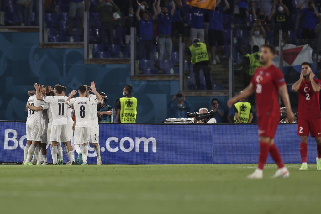 The Data Day at Euro 2020: No.1