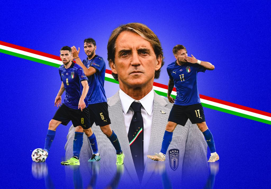 The Mancini Machine: Can Unbeaten Italy Go All the Way at Euro 2020?