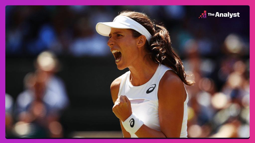 Konta Wimbledon 2017 frame