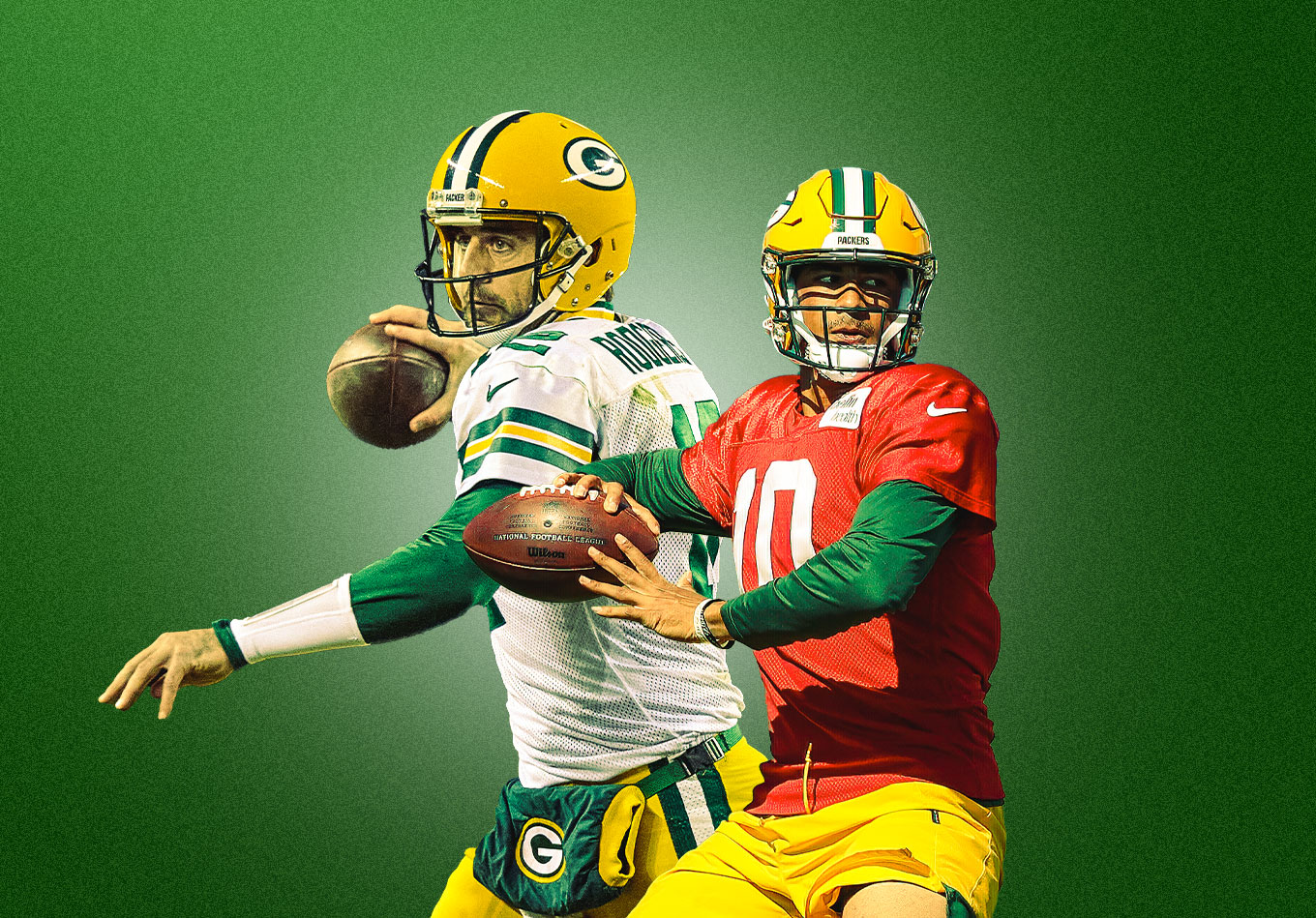 Bet on Love? What the Packers Might Look Like Without Rodgers