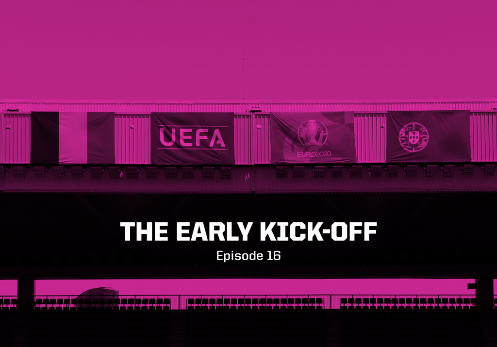 It's Rom v Ron Time – The Early Kick-Off: Episode 16