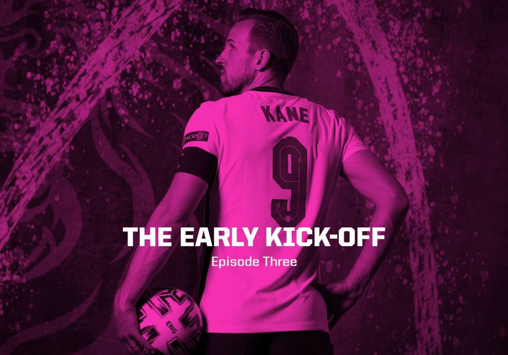 England's Opening Game Curse – The Early Kick-Off: Episode 3