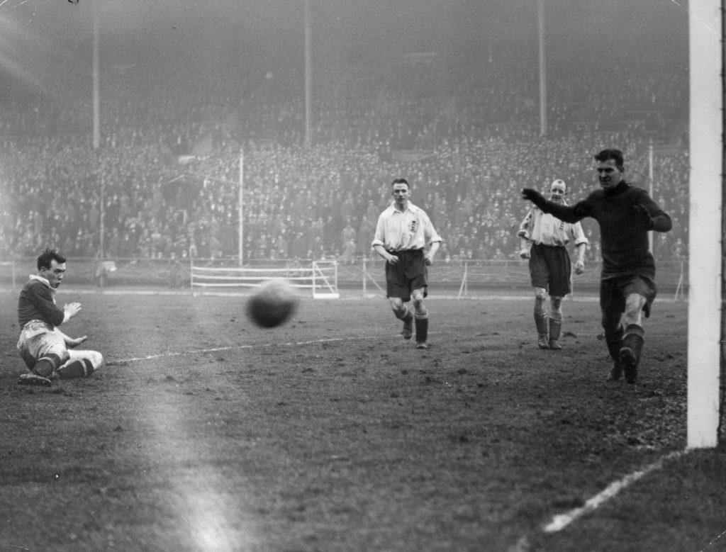 1928: Scotland thrash England 5-1 at Wembley. A result to remember, and it was.