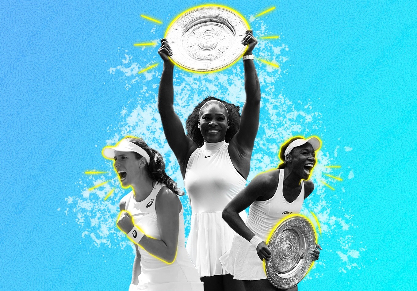 Konta: How Serena and Venus Williams 'Pushed the Sport so High'