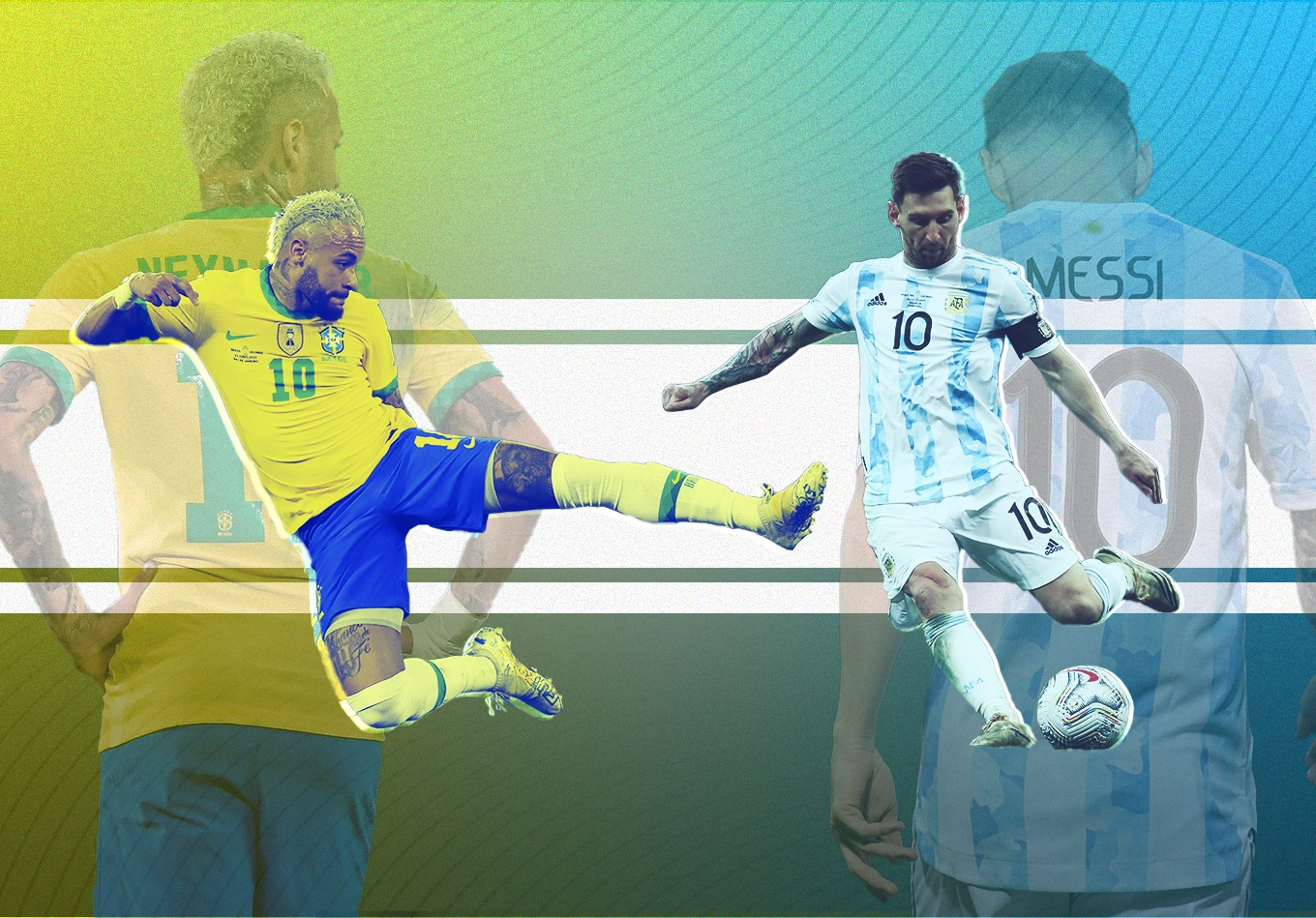 Argentina vs. Brazil is the Headline of This Story