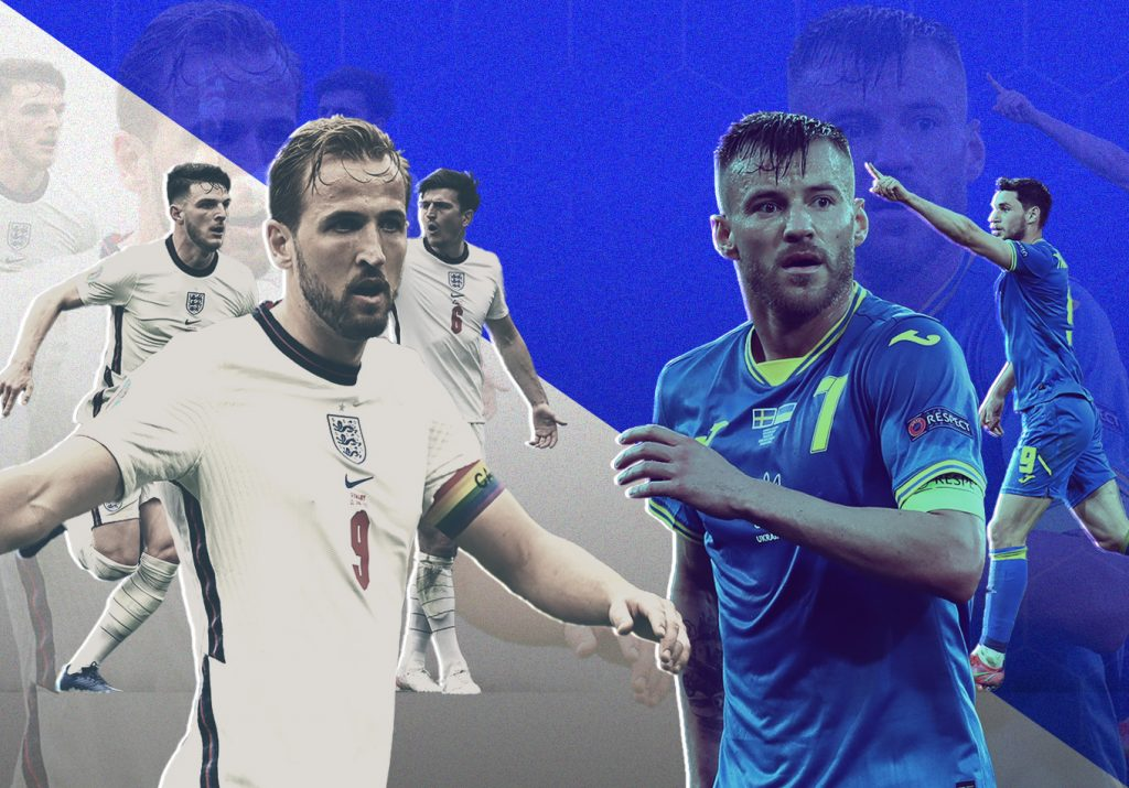 The Blueprint: Five Tactical Trends to Look out for in England vs. Ukraine