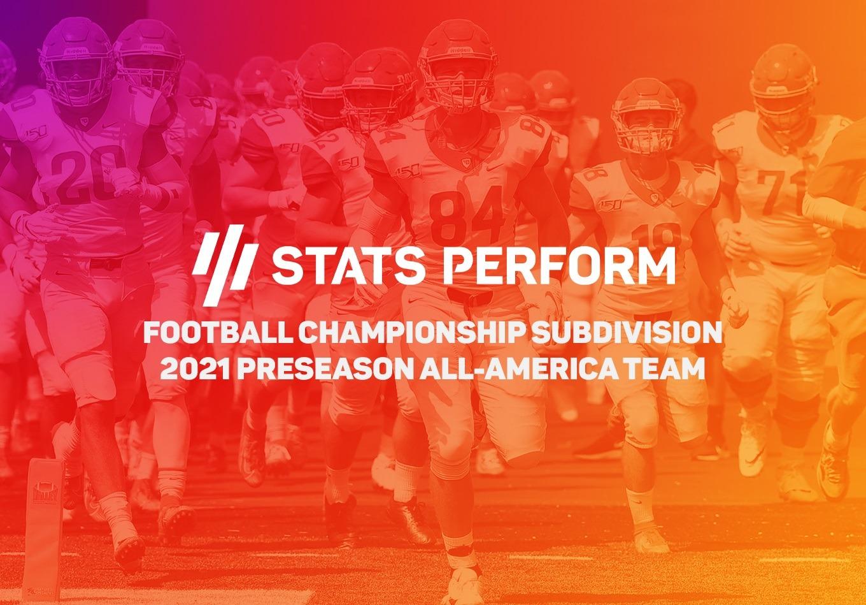 Stats Perform FCS Preseason All-America Team Talented and Familiar