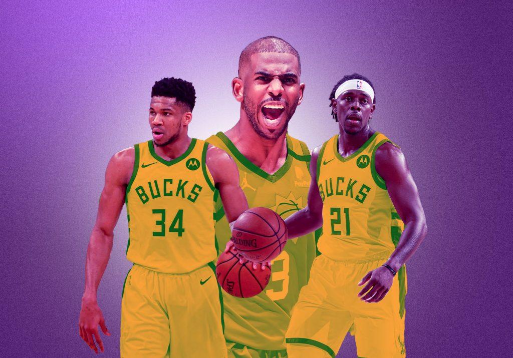 The Data Day at the NBA Finals: No. 5