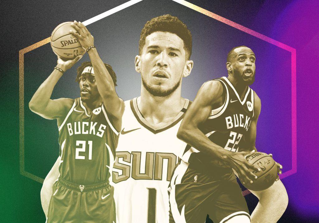 The Data Day at the NBA Finals: No. 4