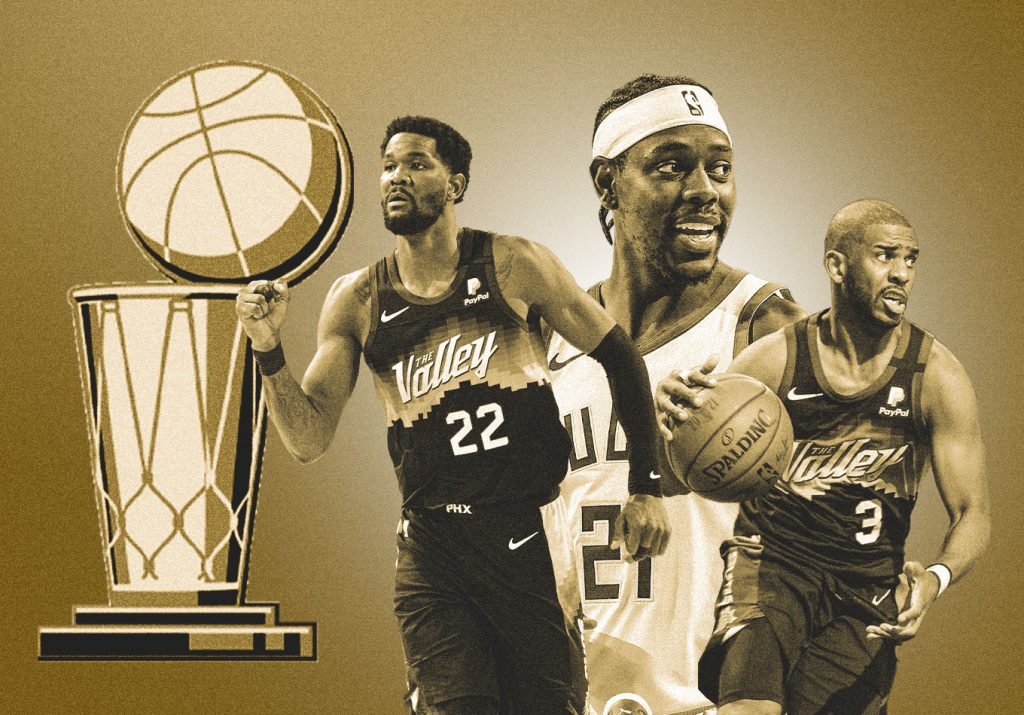 NBA Finals Game 6 preview cover art