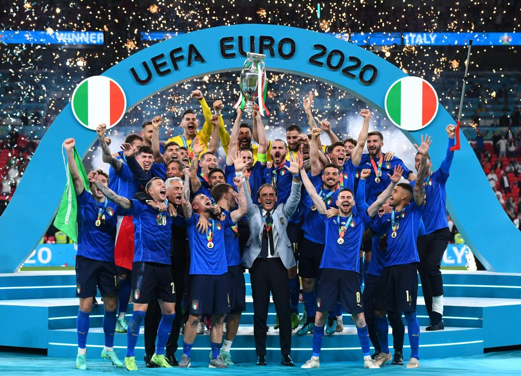The Analyst's Story of Euro 2020