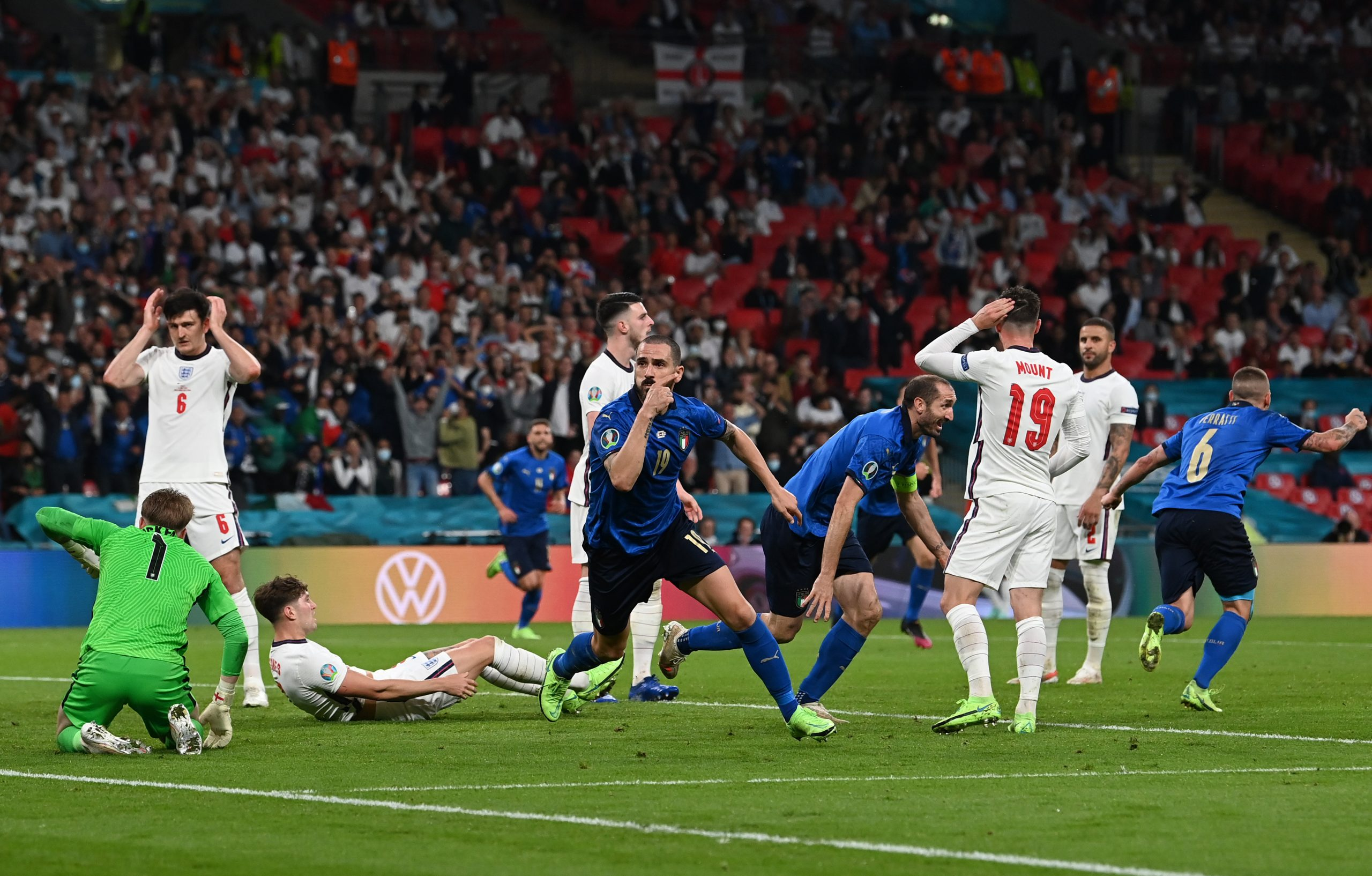 The Data Day No. 22: Your Euro 2020 Italy Was Not Your Father's Italy