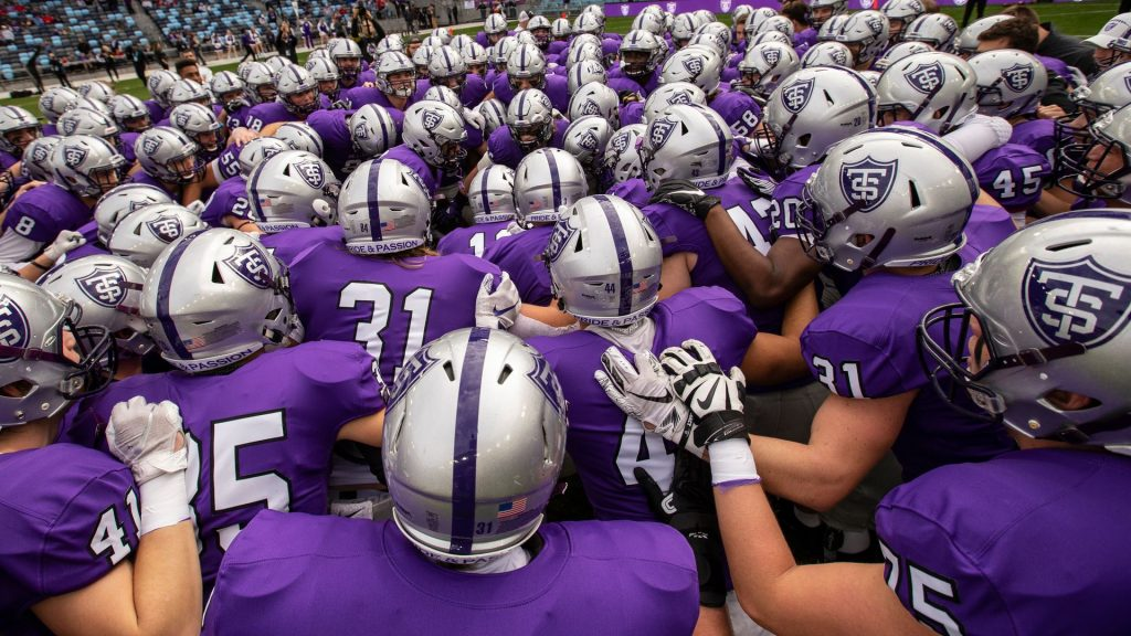 St. Thomas Enters Pioneer Football League With Everybody Else's Attention